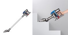 Dyson Vacuum Cleaner is a Cyberpunk Broomstick - Dyson Vacuum - Ideas of Dyson Vacuum - Dyson digital slim for me or chad! Cordless Vacuum Cleaner, Best Vacuum, Tiny Spaces, Vacuums, Clean House, Home Appliances, Cleaning, Slim