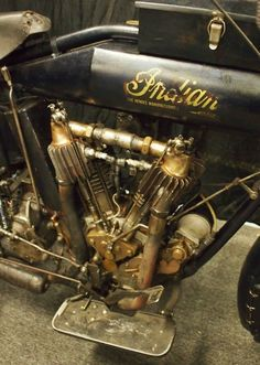 Indian V Twin Engine
