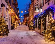 Quebec City - Petit Champlain - Christmas - 03 by GiardQatar on ...