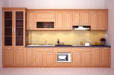 Ideas For Kitchen Modern White Small Kitchen Cupboard Designs, Kitchen Cabinet Styles, Kitchen Room Design, Modern Kitchen Cabinets, Kitchen Furniture, Kitchen Modern, Kitchen Modular, Modern Kitchen Interiors, Vintage Kitchen Decor