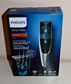 DIMMI CON CHI VAI E TI DIRO' CHI SEI: Review Regolabarba Philips Series 7000 BT7220 con ...