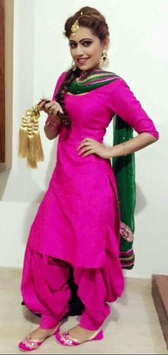 Gentle Multi Colour Paranda Punjabi Asian Indian Pakistani Hair Accessory Mehndi Jewelry & Watches