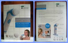 ToiletTree Professional Skincare System,   Spa results at home everyday, I love this!