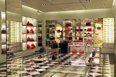 Prada store by Roberto Baciocchi, Atlanta