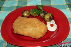 San Jacobos de lomo, jamon y queso.