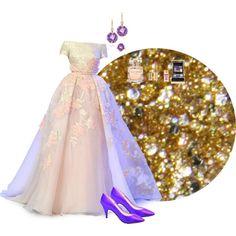 Look 13 - Hollywood Cinderella