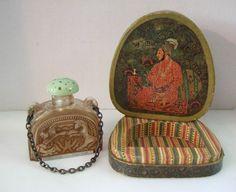 RARE ROSINE 'ALADIN' by PAUL POIRET PERFUME BOTTLE & ORIGINAL BOX | eBay