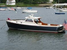 Hinckley Picnic Boat Used