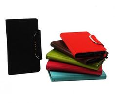 Mobell Simple Premium Leather Diary Case