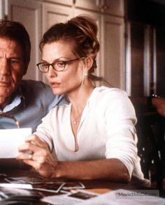 What Lies Beneath  (2000). Harrison Ford and Michelle Pfeiffer
