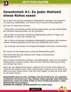 Fett Weg Faktor PDF-Buch: Bewertungen