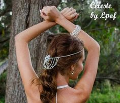 Hey, I found this really awesome Etsy listing at https://www.etsy.com/listing/261981887/boho-weddings-hair-jewelry-bridal