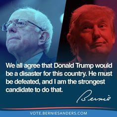 Loving the Bern! #Bernie2020