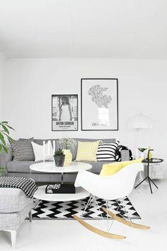 wohnideen wohnzimmer wohnzimmer einrichten wohnzimmer gestalten teppich schwarz weiß