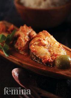 GARANG ASEM #resep - Central Java's Sour Chicken/Fish Dish | Indonesian Food