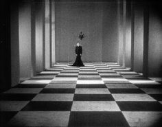Germaine Dulac's La coquille et le clergyman (1926), one of the first surrealist movies
