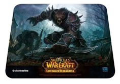 Ebay Search- Worgen Mouse Pad