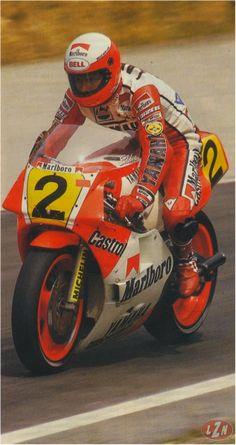Eddie Lawson 1986