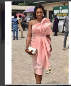 Aso Ebi Styles for Wedding Guest Dinner Gowns, Dinner Outfits, Dress Outfits, Fashion Outfits, African Lace Dresses, African Fashion Dresses, Bridesmaid Dresses, Prom Dresses, Wedding Dresses
