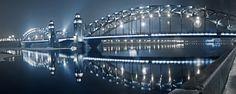 Мост Петра Великого - Tajmer Aleksandr