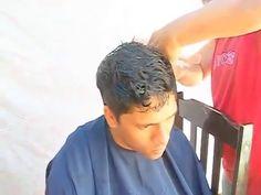 Corte Masculino - Corte De cabelo passo a passo