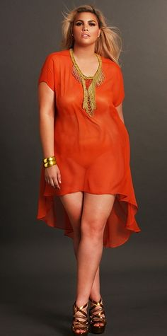 From Monif C http://www.monifc.com/new-arrivals/st-lucia-beaded-plus-size-caftan-orange.html
