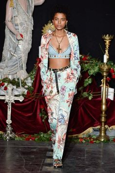 Fausto Puglisi Milan Spring/Summer 2017 Ready-To-Wear Collection