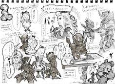 BD Drama CD: Reunion Festival Sketches -- Track 3 Set [Official artwork]