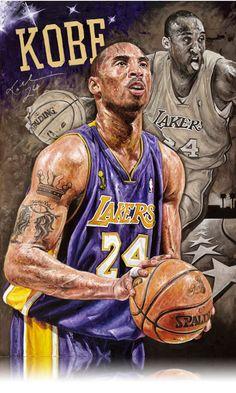 Basketball Art, Basketball Legends, Basketball Players, Basketball Videos, Basketball Quotes, Kobe Bryant Family, Lakers Kobe Bryant, Kobe Mamba, Kobe Bryant Pictures