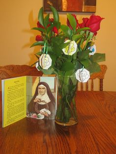 Feast of Saint Rita: Blessing of the Roses and Rita's Bees