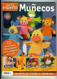 Muñecos Arte Experto - Mary. XXV - Álbumes web de Picasa