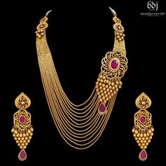 Photo From 2018 - By Balkishan Dass Jain Jewellers Jewelry Art, Gold Jewelry, Heart Wallpaper, Antique Jewellery, Gold Earrings, Indian, Album, Jewels, Bridal