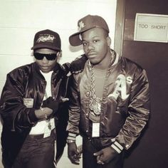 Eazy E & Too Short
