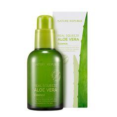 NATURE REPUBLIC Real Squeeze Aloe Vera Essence|Nature republic|Essence and serum|Online Shopping Sale Koreadepart