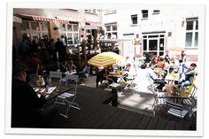 Sunday afternoon hang out: Michelberger Hotel Berlin Friedrichshain
