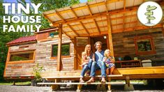 How This Frugal Family of 4 Paid Off $96k in Debt & Built a Custom Tiny ...