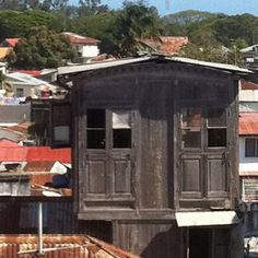 Roof Hut in Stonetown