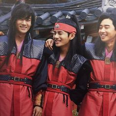 I love this drama so far! | Hwarang