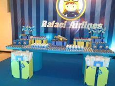 Airplane theme party!
