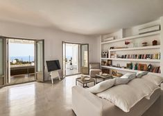 Errikos Kohls Premium Rental Services is a specialised agency based on the island of Paros that offers a variety of premium properties. Villas, Living Area, Living Room, Kohls, Relax, Bed, Furniture, Home Decor, Real Estates