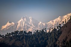A View From Bhimdhunga [EXPLORED on 15-12-2012] by srsyrus, via Flickr