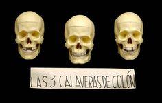 Las tres calaveras de Colón
