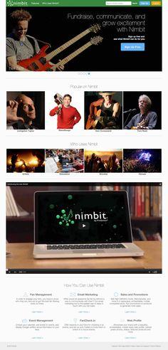 Nimbit ti permette di vendere e promuovere la tua musica direttamente ai tuoi fan su Facebook, Twitter e sul tuo sito web.