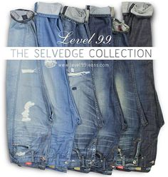 We love our #selvedgedenim options at the #boutique!!! Check em out ladies.  #fakingitflawless #denim #level99 #distressed #boyfriendjeans #casual #jeans