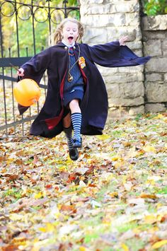 - Harry Potter Costume Ideas