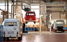 Build It Again: Volkswagen Offers Microbus Restoration In Europe