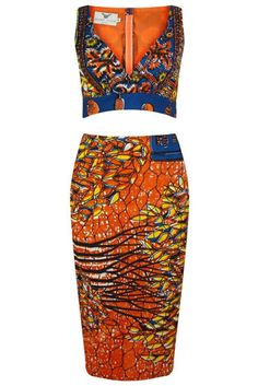 Ohema Ohene - How to Slay in African Prints This Summer | Essence.com More