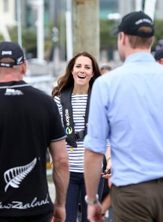 Kate Middleton - The Duke And Duchess Of Cambridge Tour Australia And New Zealand - Day 5