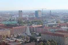 The Southern Inner City of Malmoe
