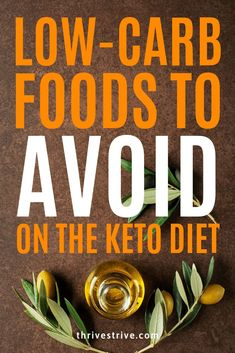 Not all low-carb foods are created equal! In fact, some can even mess up your keto diet. This post explains which low-carb foods to avoid on the keto diet. Keto Diet List, Starting Keto Diet, Ketogenic Diet Meal Plan, Ketogenic Diet For Beginners, Keto Diet For Beginners, Keto Meal Plan, Diet Meal Plans, Atkins Diet, Low Carb Recipes